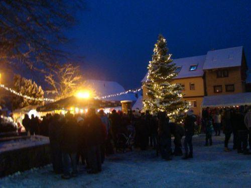 Weihnachtsgrüße An Erzieherinnen.Gemeinde Mihla